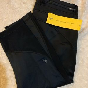 ⚡️NWT⚡️ Lole yoga black crop workout leggings